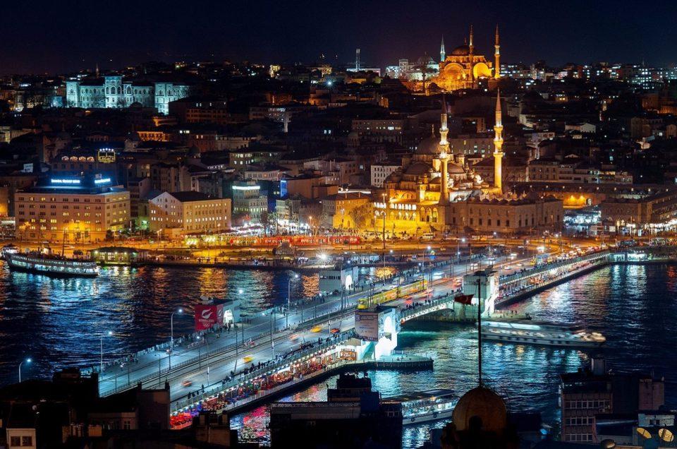 T minus 12 to Turkey