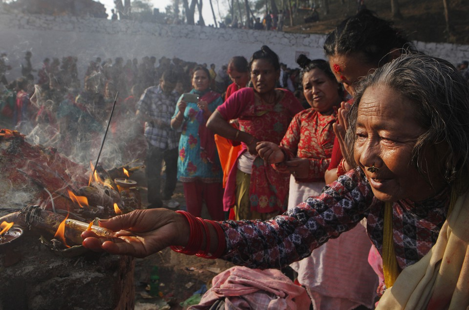 The Story of Nepali Mother's Day