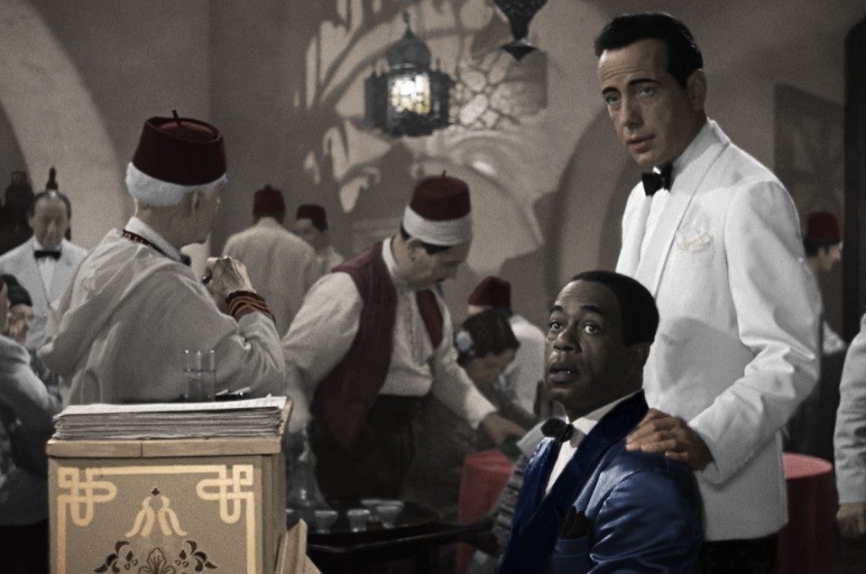 Mr. Popular meets Casablanca