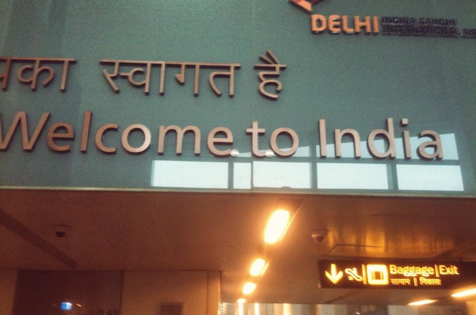 New Delhi vs. the Hot Pink Bedsheets