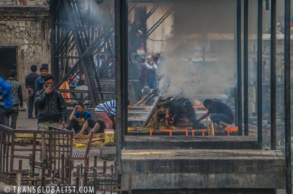 Life & Death in Kathmandu