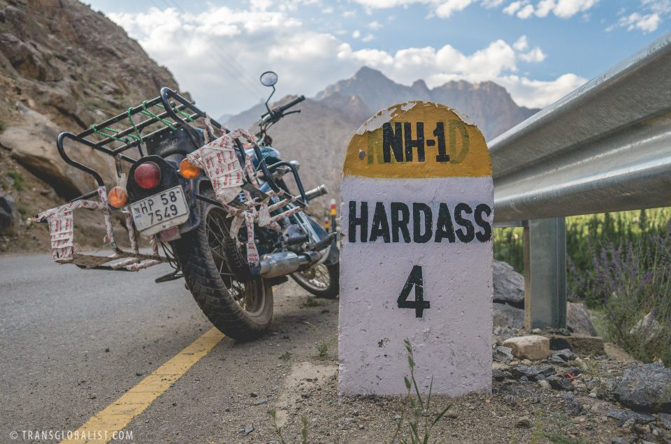 Ladakhi Road Warrior, Part II