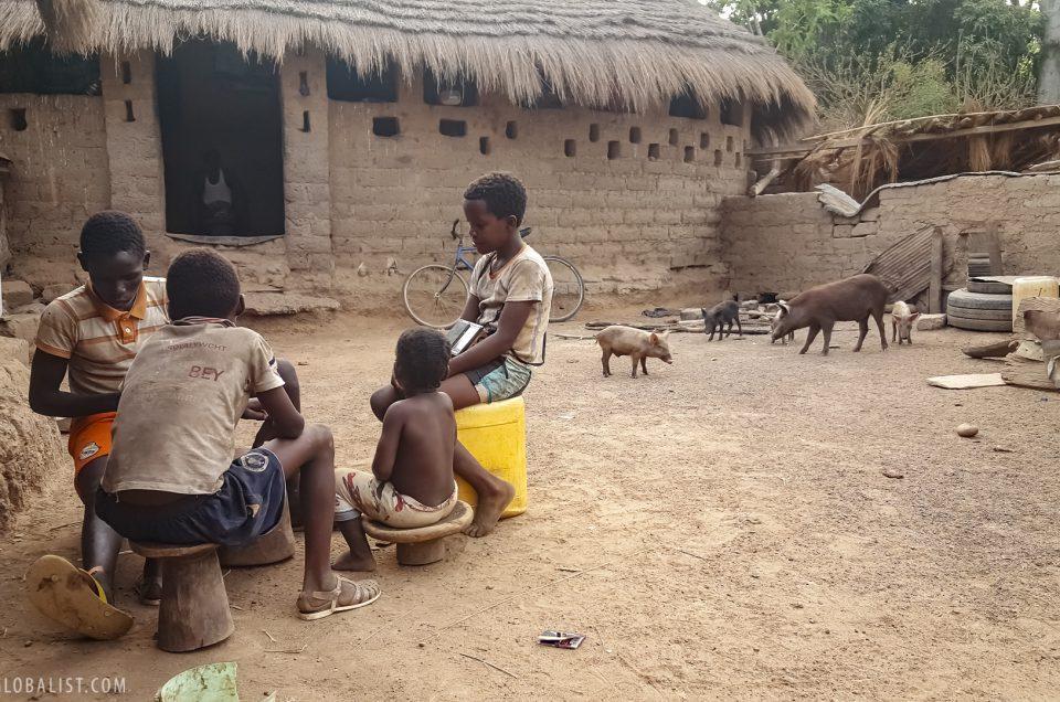 Basse to Bissau