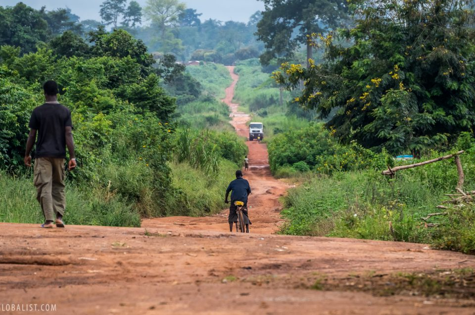 The Roads of Cote d'Ivoire