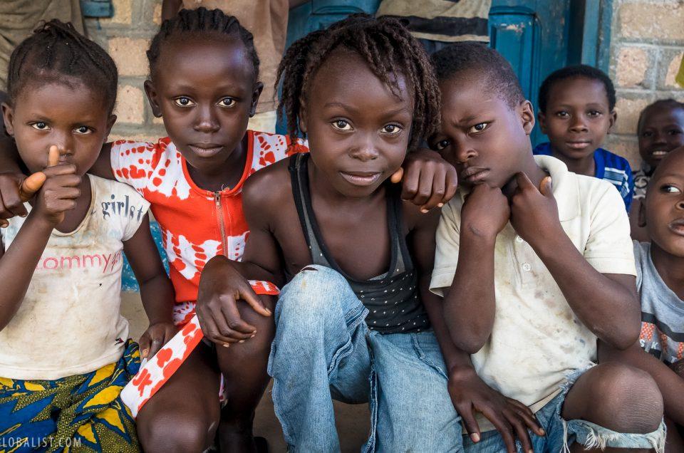 Liberia II: Voinjama to Ganta