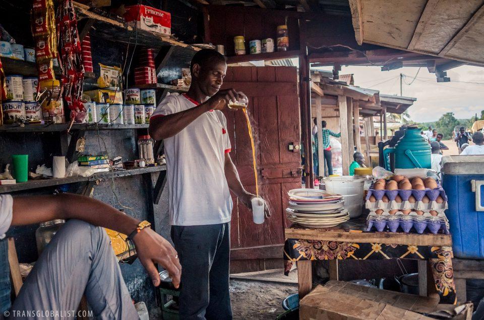 Liberia III: Gompa City
