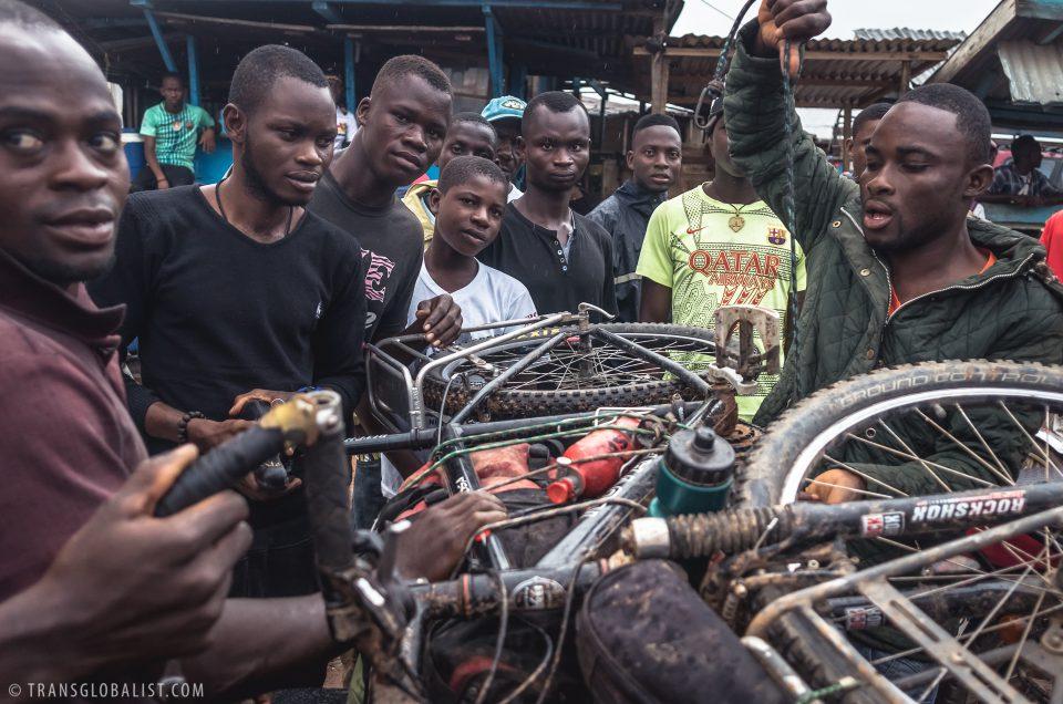Frontier: Cote d'Ivoire
